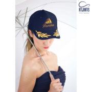 atlantis-winner-ponza-ricamato-blu-modella
