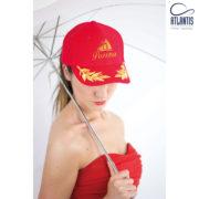 atlantis-winner-ponza-ricamato-rosso-modella